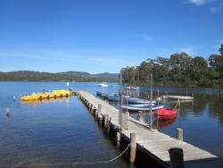 Top Lake Boat Hire and Sunsets Kiosk