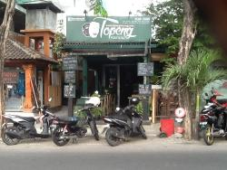 Topeng Warung