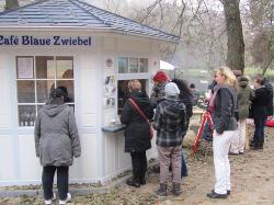 Cafe Blaue Zwiebel