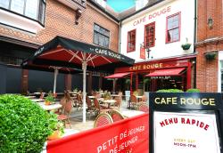Cafe Rouge - Canterbury