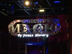 House of Magic (Studio City Macau)