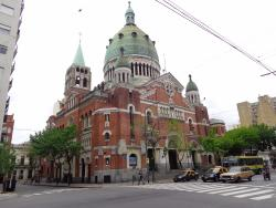 Basilica Santa Rosa de Lima