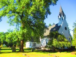 Old Scotch Church (Tualatin Plains Presbyterian Church)
