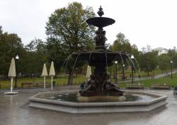 Brewer Fountain