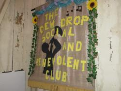 Dew  Drop  Social and Benevolent Hall