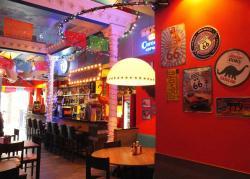 Barba-Rossa Beach Bar Born
