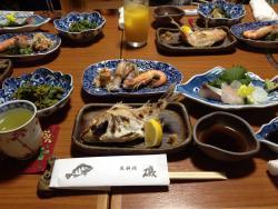 Fish Dining Iso