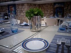 Medditeranian restaurant
