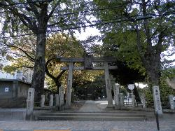 Komagome Fuji Shrine