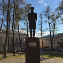 P.A. Stolypin Monument