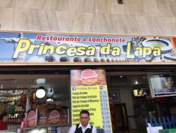 Princesa Da Lapa