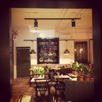 City Cafe 119