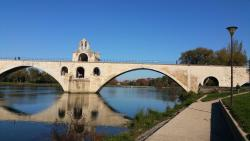 Pont Saint-Bénézet (Pont d'Avignon)