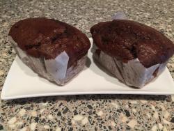 Chocolate/Raspberry Muffins which were devine!