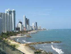 Playa de Bocagrande