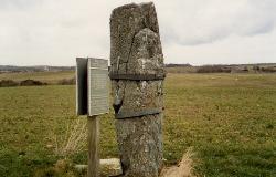 Tregwehelydd Standing Stone