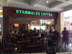 Starbucks Mal Bali Galeria