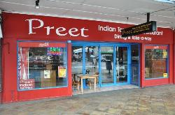 Preet Indian Tandoori
