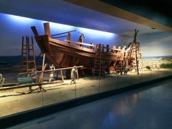 Dengzhou Ancient Boat Museum