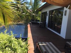 outside view prestige villa