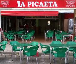 Bar La Picaeta, Playa de Gandia