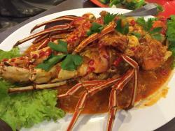 Apollo Seafood - Padang