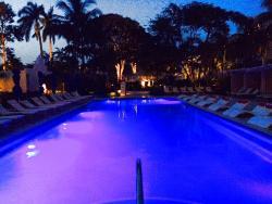 caribbean village pool