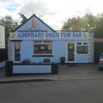 Alderman green fish bar