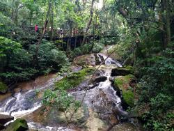 Cascata do Carambeí