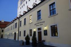 Vchod do reštaurácie