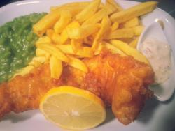 Lara's Plaice FISH & CHIPS