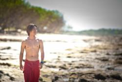 Surf lesson in Tamarindo Beach