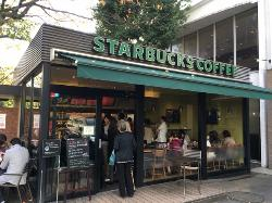 Starbucks Coffee Keio University Hospital