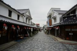 Yanai Furuichi Kanaya district traditional buildings preservation district