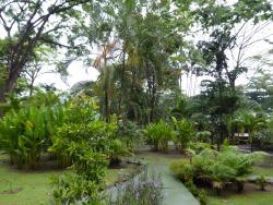 Aperçu des jardins