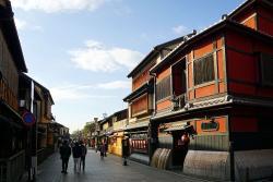 祇園歓楽街