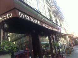 Restaurant Sizin Montmartre Paris