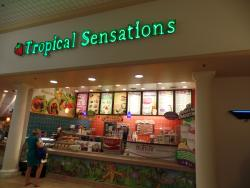 Tropical Sensations
