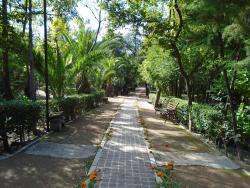 حديقة خواريز