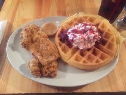 CC's Chicken & Waffles