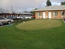 Church's Blue Pine Motel