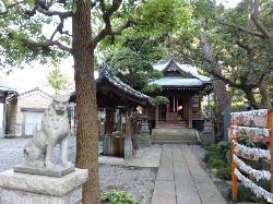 Hiroo Inari Shrine