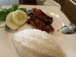 Ayam Presto Ny Nita Muara Karang
