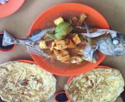 Sop Ikan Tiam Huat