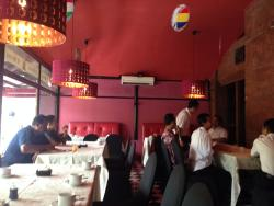 Barons Pub at Ambhara Hotel