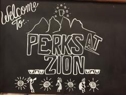 Perks at Zion