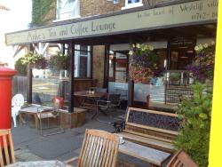 Anke's Tea and Coffee Lounge