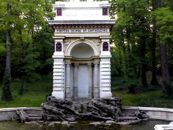 George GR. Cantacuzino Fountain