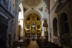 Iglesia de la Anunciación y Sepulcro de Sta Teresa