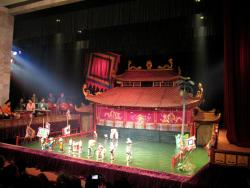 Nha Trang Water Puppet Theater